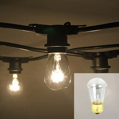 Home / DIY Rentals / String Lights & Rent LED Edison String Lights - Free Shipping Nationwide