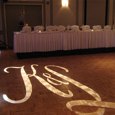 Rent Gobo Projector And Custom Gobo For 149
