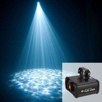 Rent Led Water Effect Lighting Free Shipping Nationwide