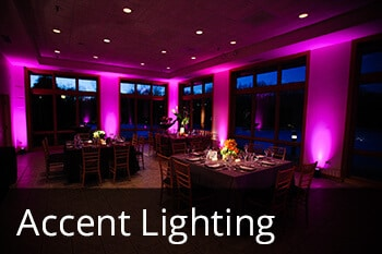 Uplighting Planning Guide American Party Lights