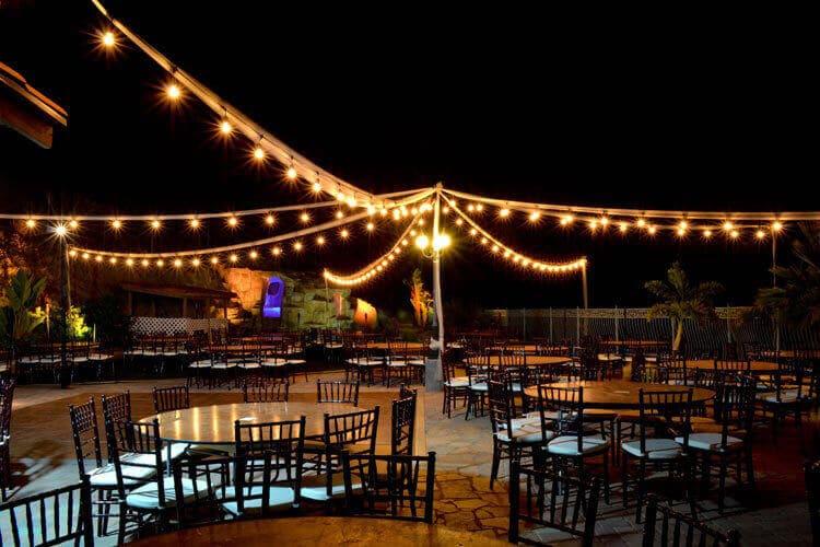 Diy Wedding Light Als American Party Lights